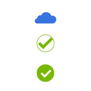 Estados de OneDrive