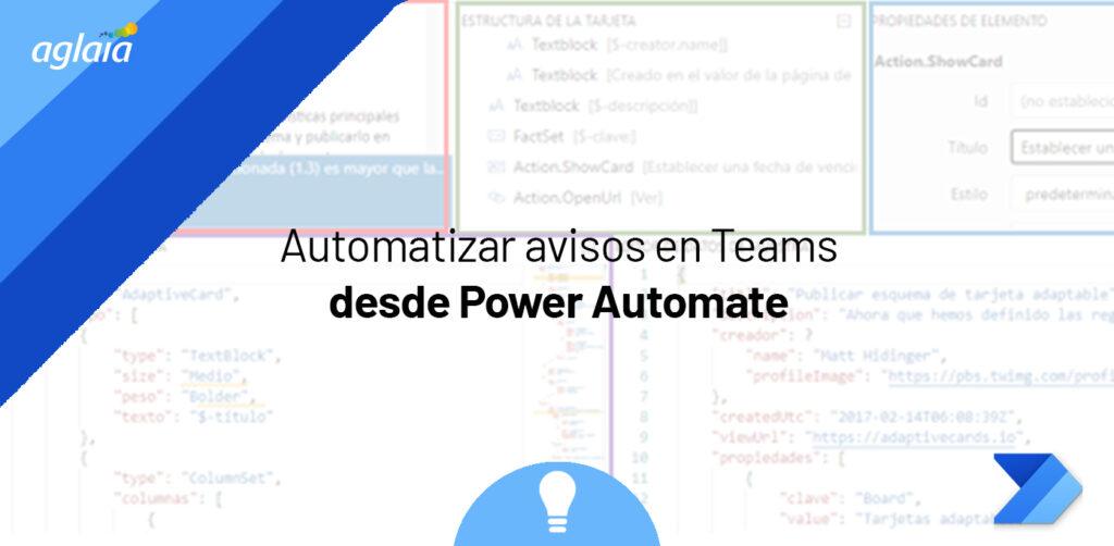 Automatizar PowerAutomate