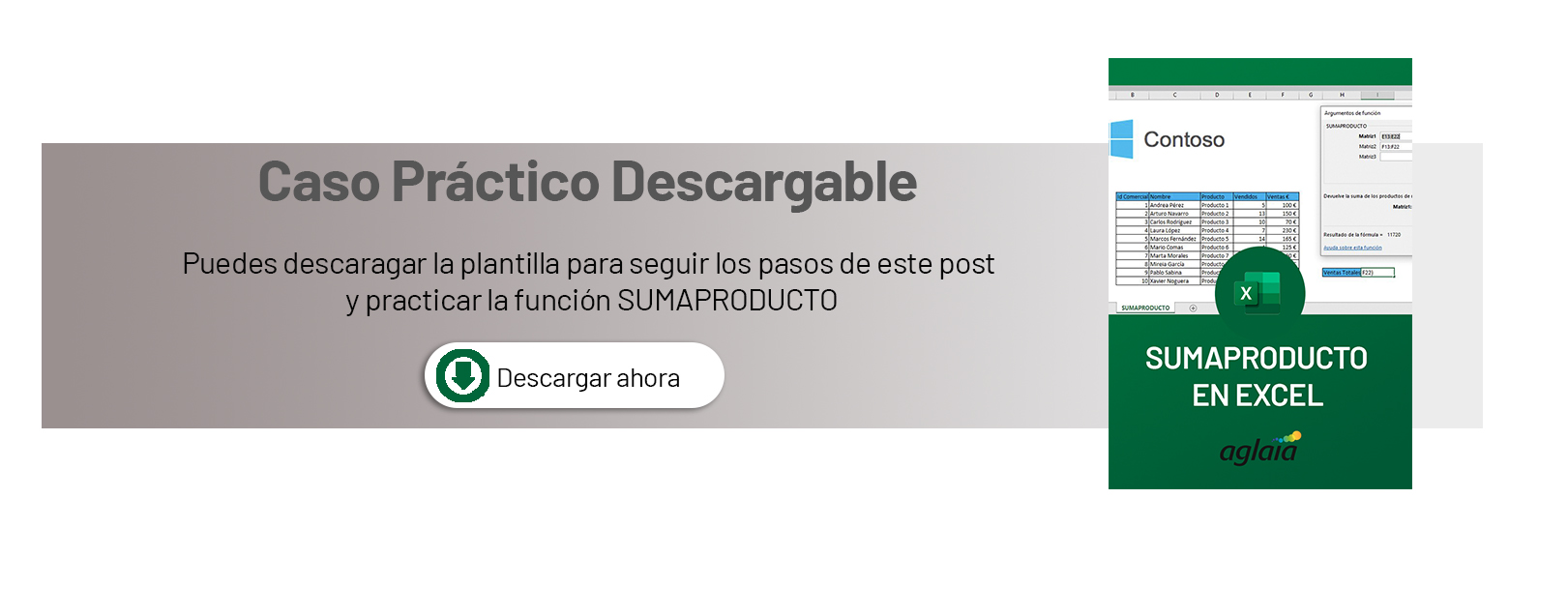 SUMAPRODUCTOdescargable