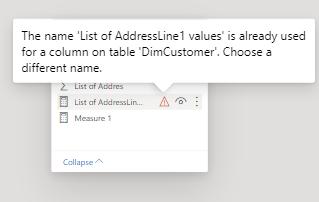 actualizacion tooltip de error